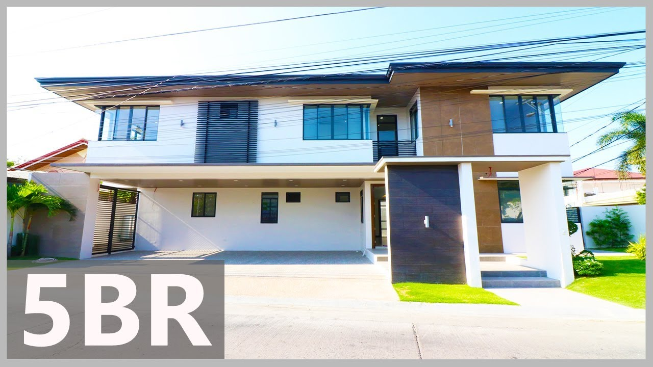 House Tour P23 | BRAND NEW Minimalist CORNER House and Lot ...