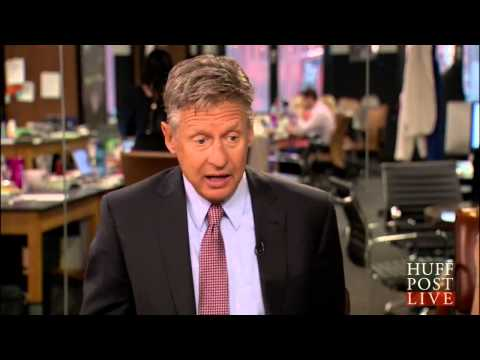 Gary Johnson (Presidential Candidate) On Immigration | HPL