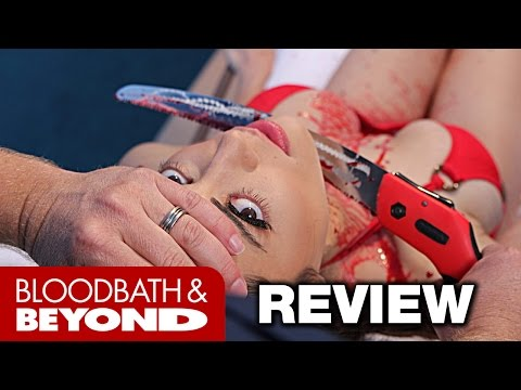 Pool Party Massacre (2017) – Horror Movie Review