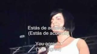 t.A.T.u. Ty Soglasna (Sub. English & Español)