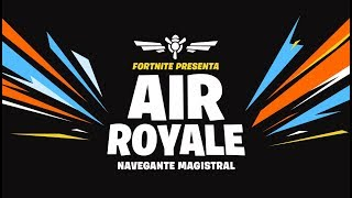 Fortnite presenta: Navegante magistral