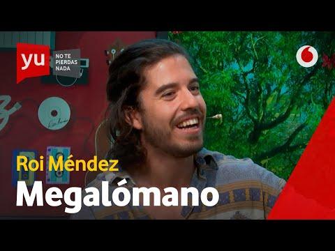🎨 Roi Méndez sortea un cuadro gigante de él mismo - Vodafone yu