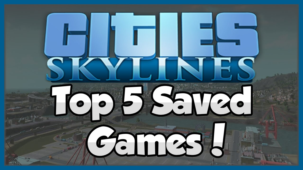 cities skylines ps4 save game download