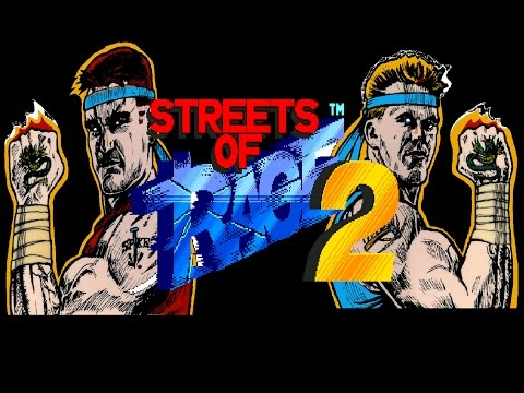 Streets of Rage 2 Double Dragon (Billy Lee)
