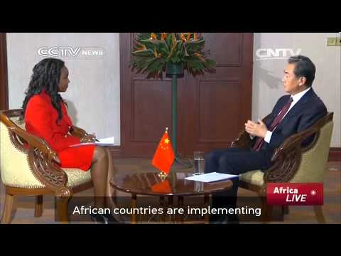 Exclusive: Chinese foreign minister on growing China-Africa ties