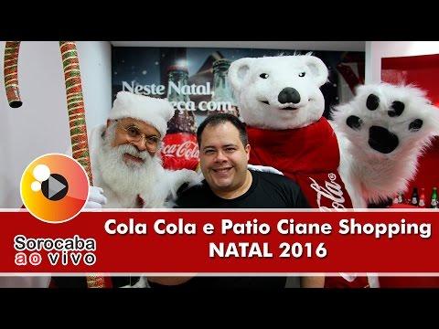 COCA COLA E SHOPPING PATIO CIANE - NATAL