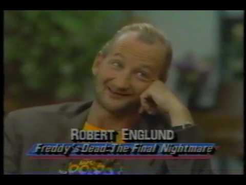 Robert Englund - Freddy