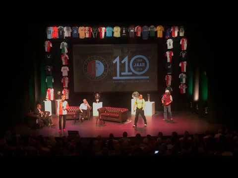 de Wannebiezz - Groete uit Rotterdam @ Oude Luxor Theater @ Feyenoord 110 jaar  (zaterdag)
