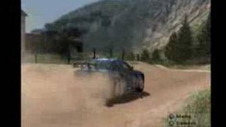 WRC 4-GAMEPLAY