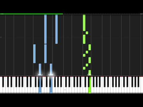 Stay With Me - Sam Smith [Piano Tutorial] (Synthesia)