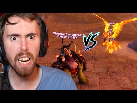 Asmongold LOSES IT When Someone Has More WoW Mounts Than Him