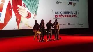 Avant première de Alibi.com à Orléans le 29/01/2017