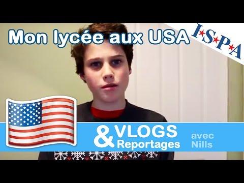 Mon lycée aux USA - VLOG USA #4 - Nils pour ISPA