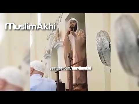 Khutbah | Mufti Menk | Perth 2018