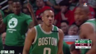 Avery Bradley Highlights R1G6 Highlights vs Chicago Bulls (23 pts, 5 reb, 3 ast)