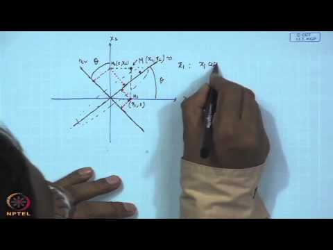Mod-01 Lec-30  Principal Component Analysis (PCA)