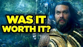 Aquaman Review - Worth Seeing In Theaters? #NewRockstarsNews