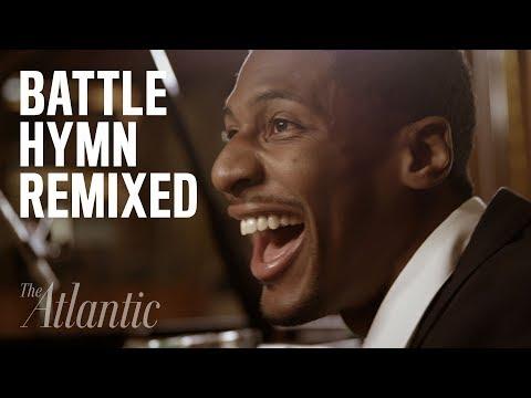 Jon Batiste Reinterprets 'Battle Hymn of the Republic' for The Atlantic