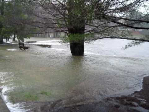 Flooding In Warwick, Rhode Island