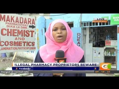 Citizen Extra: Illegal pharmacy Proprietors Beware