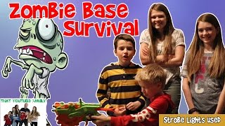 Zombie Base Survival / That YouTub3 Family