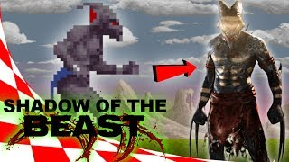 Shadow Of The Beast REVIEW for PS4 | Amiga Classic Revived | Rewind Mike