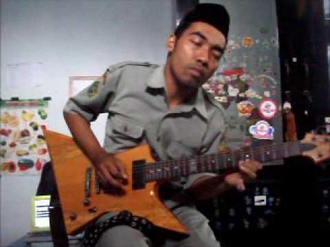 Hymne Madrasah (Solo Gitar)