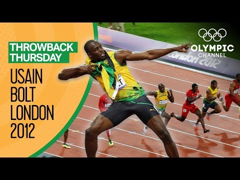 When Usain Bolt Matched Carl Lewis Achievement | Throwback Thursday