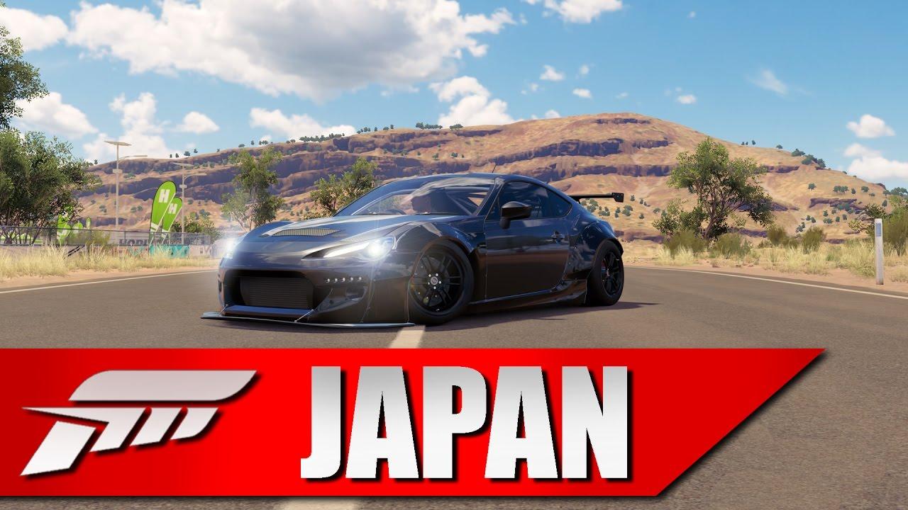 Japan   Forza Horizon 3 Short Film