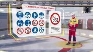 2015 Shell HSSE - вводный инструктаж по охране труда