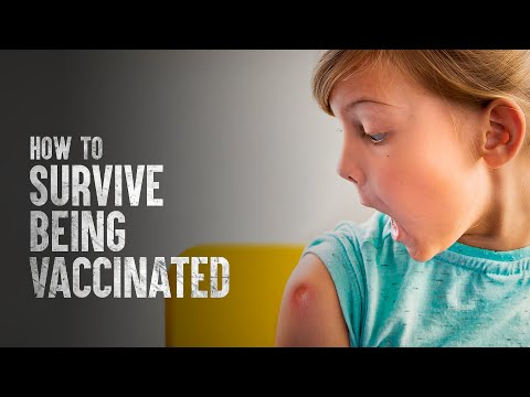 How to Survive Being Vaccinated