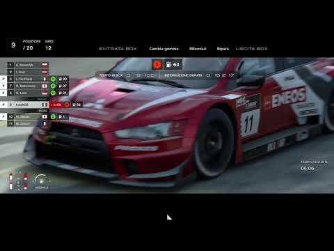 Gran Turismo Sport Mission Challenge Stage - Blue Moon Bay Speedway  minute endurance