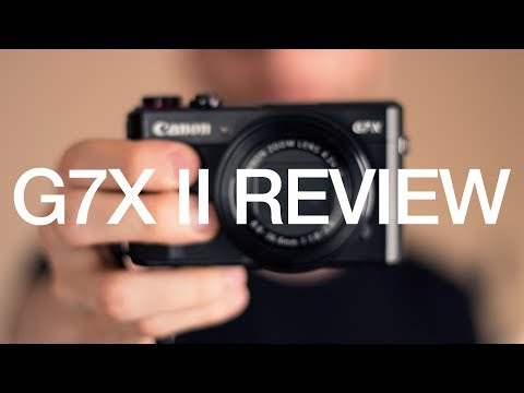 Canon G7X Mark II REVIEW After One Year of Regular Use (+ Raw Test Sample Footage)