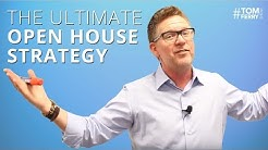 5 Creative Steps for Driving Maximum Traffic to Your Open House | #TomFerryShow Episode 62