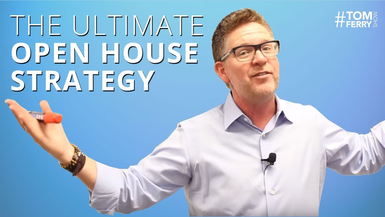 15 Open House Ideas That Will Actually Get You Leads - The Close