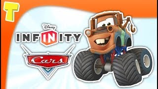 Cars Disney Infinity PC Gameplay