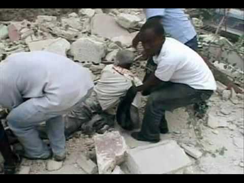 Earthquake in Haiti (January 12, 2010) photos of Haiti earthquake aftermath