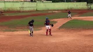 Manuel Beltre SS 2020, Tryout U15 Baseball World