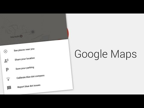 FIND your car using Google Maps | Parking Location | Update