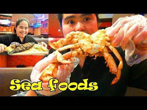 Sea Foods Boodle Fight Birthday! Dampa Xpress Fahaheel