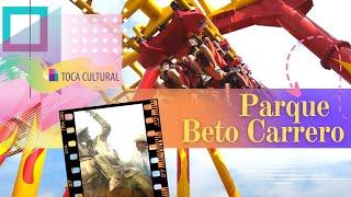 De passeio pelo Beto Carrero World e relembrando histórias do parque!