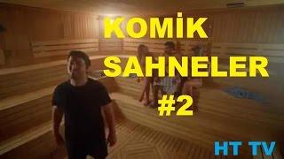 Sabit Kanca Sauna - Komik Sahneler 2