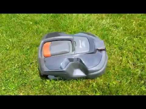 automower tester 39 16 wir reinigen unseren automower. Black Bedroom Furniture Sets. Home Design Ideas