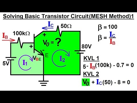 Electrical Engineering Ch 3 Circuit Analysis 34 Of 37
