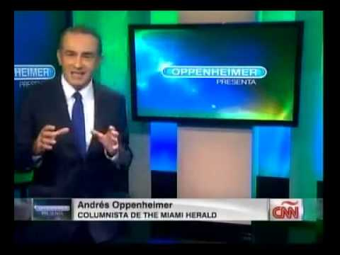 Andrés Oppenheimer y un breve comentario sobre las elecciones en Bolivia