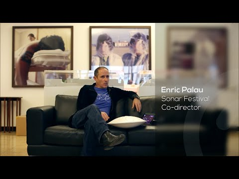 Introducing the OVAL to Enric Palau
