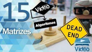 Matrizes - Curso de Algoritmos #15 - Gustavo Guanabara