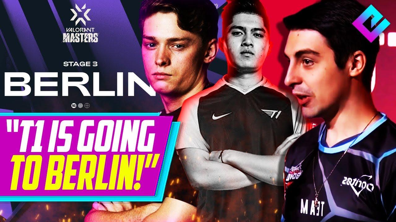 Shroud says T1 Valorant to Berlin