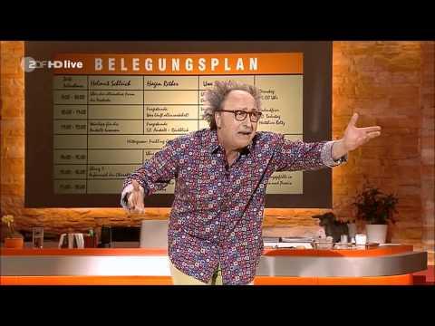 ZDF Neues aus der Anstalt 27.03.12 Jubiläums-Folge 50 in HD