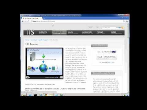 An Intro to URL Rewrite + adding www to domain name